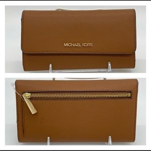 Michael Kors Trifold Wallet Luggage